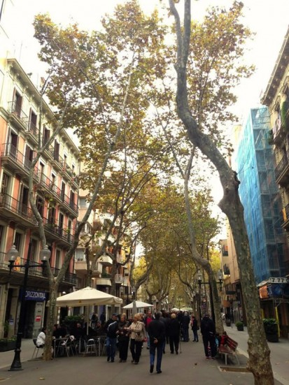 photo of Rambla del Poblenou