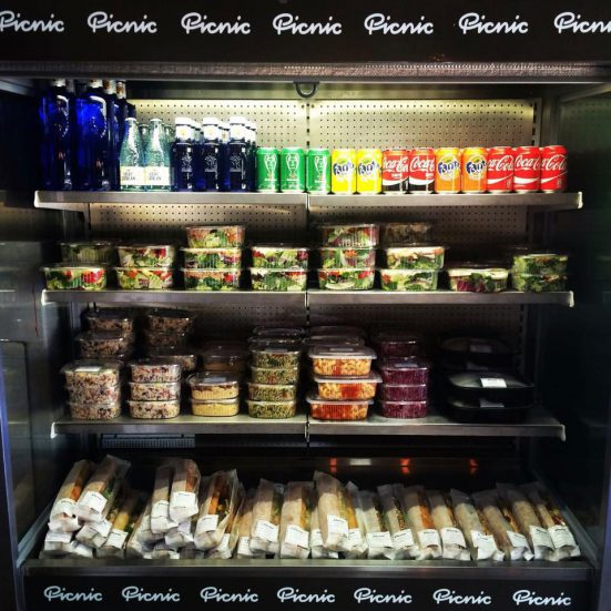 Picnic Deli fridge